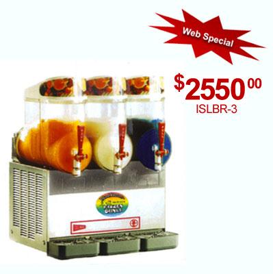 soda slush machine